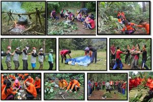 OUTBOUND TRAINING Jungle Survival