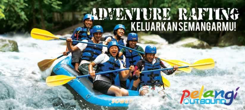 Outbound - Adventure - Motivasi - Wisata