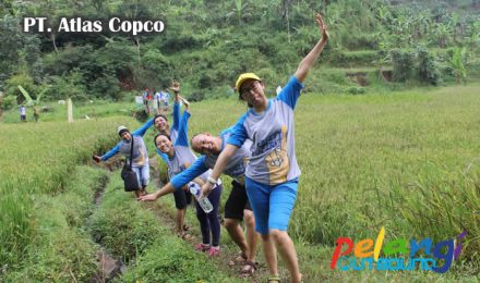 Outbound Training PT Atlas Copco 13