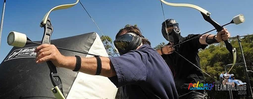 Paket Archery War