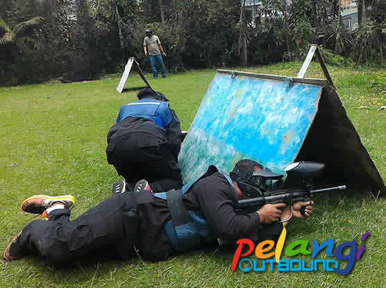 Paintball War Game