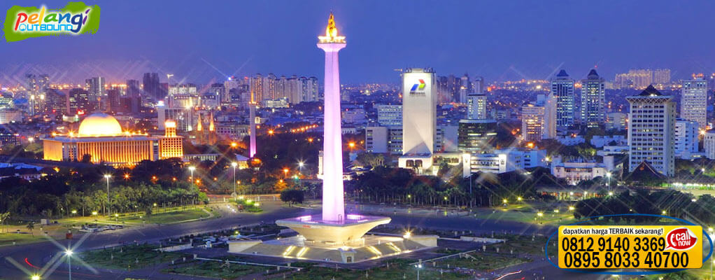 Lokasi Outbound Jakarta