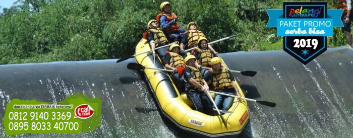Rafting Paket Outbound Rafting Paintball Murah Pelangi Outbound